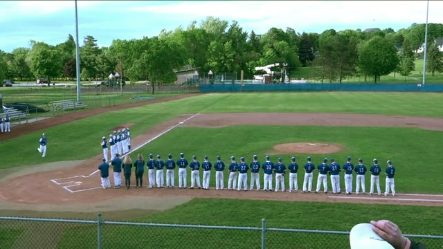 Hodgdon vs. CAHS - Class D Baseball North Final