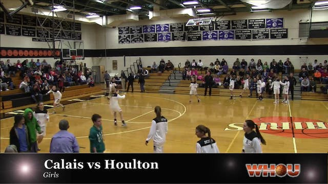 Calais vs Houlton Girls