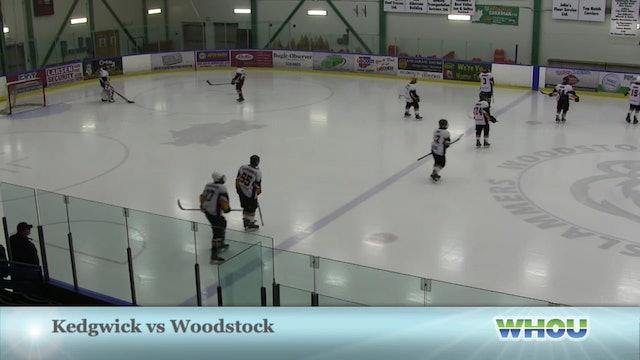 Kedgwick vs Woodstock 2-27-14 part 1