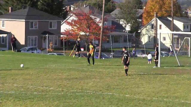 Boys Soccer - Houlton at Madawaska