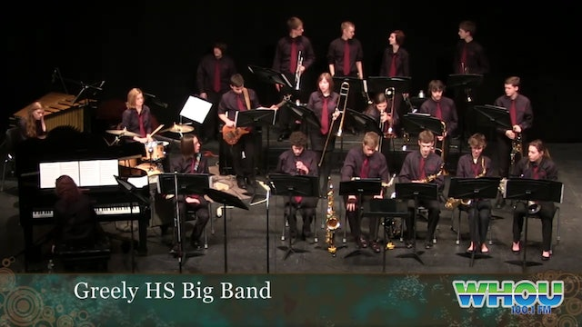 Greely High School Jazz Band