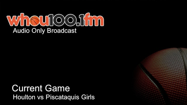 Bangor Tournament Coverage - Live Stats and Audio - Houlton vs Piscataquis Girls