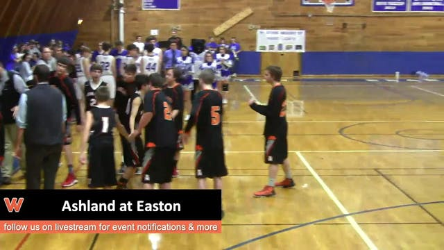 Ashland at Easton Boys 12-16-15