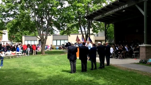 Memorial Day Service 2018