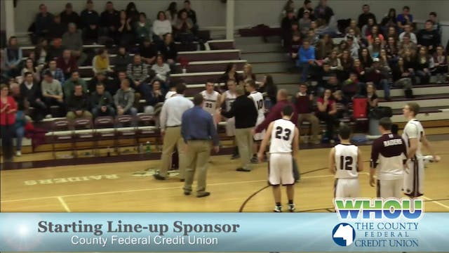 Houlton vs Washington Academy Boys 12...