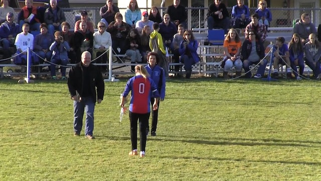 Girls Soccer Houlton vs Madawaska 10-12-15