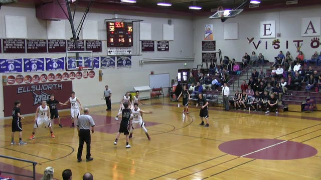 Houlton at Ellsworth 1-14-17 Boys and...
