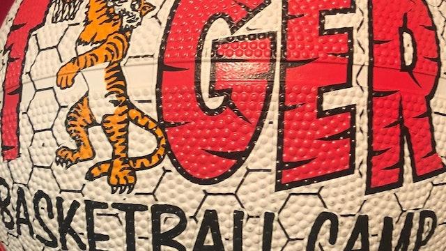 Tiger Basketball Camp 7-2-21