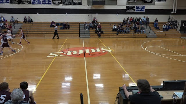 Washington Academy Girls at Houlton 1...