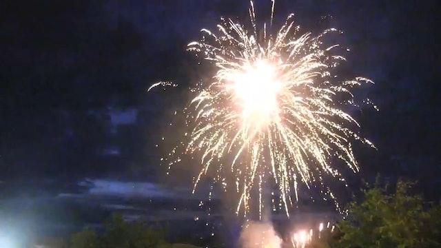 Midnight Madness 2014 Fireworks