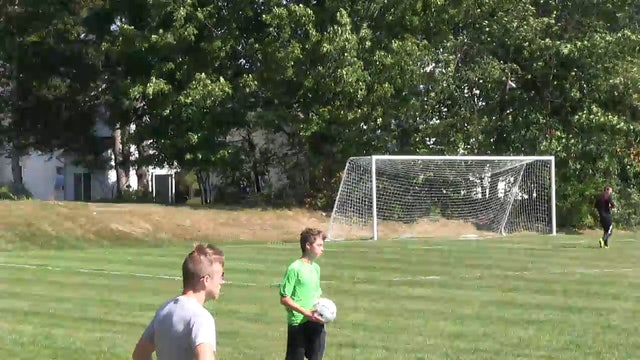 Houlton Boys v Orono 9-19-15