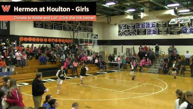 Hermon at Houlton - Girls 1/30/16