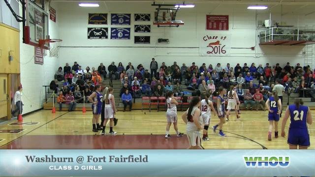 Washburn v Fort Fairfield Girls