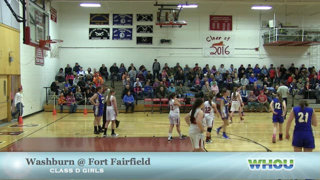 Washburn v Fort Fairfield Girls