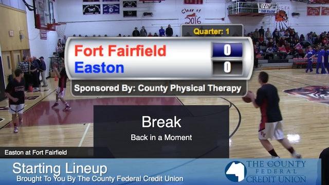 Easton v Fort Fairfield 12-15-14