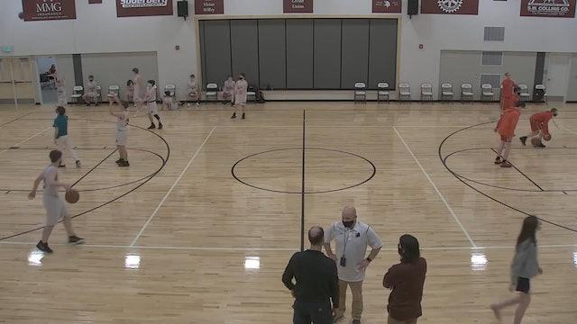 Ft Fairfield at Caribou Boys MS Basketball 4-5-21