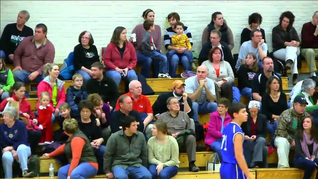 Stearns vs. Houlton Boys 12/20/2012
