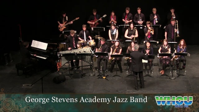George Stevens Academy Jazz Band