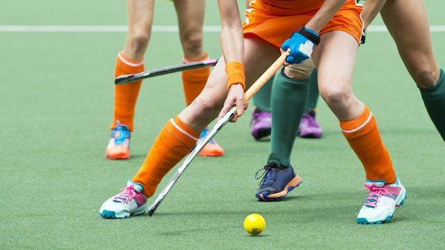 Bangor at Hampden Girls Field Hockey ...