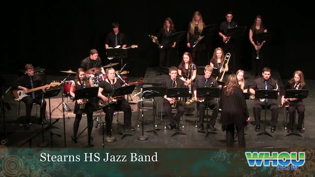 Stearns HS Jazz Band