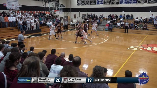 Caribou Boys at Houlton 12/16/19