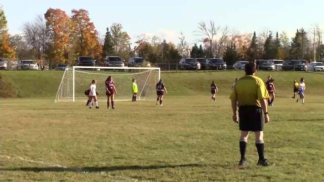 Easton at East Grand Girls Soccer 10/...