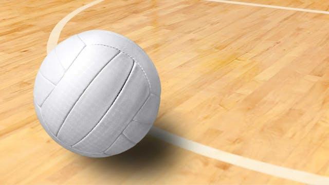 MDI at Brewer Girls JV Volleyball 10-...