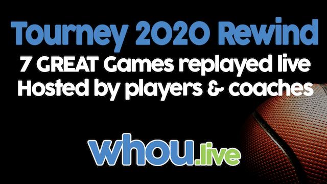 Tourney 2020 Rewind - CAHS Girls vs Winthrop Class C State Final