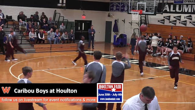 Caribou Boys at Houlton