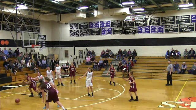 Houlton Girls Basketball Game