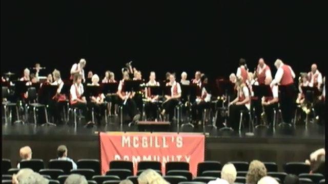 McGill's Concert 8/16/2012
