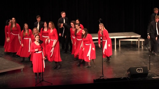 Houlton High School Show Choir 2013