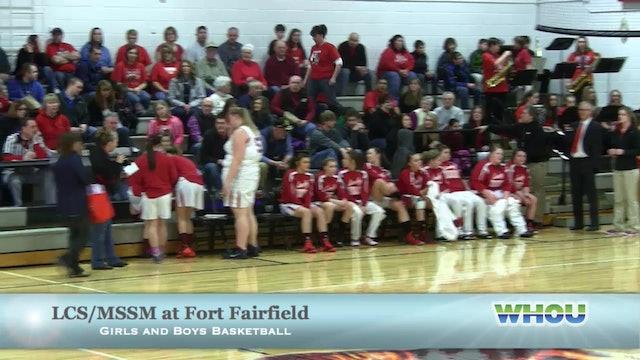 Limestone v Fort Fairfield Girls 2014