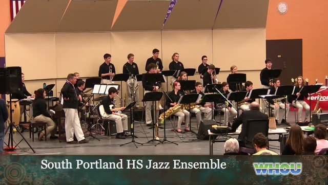 South Portland HS Jazz Ensemble