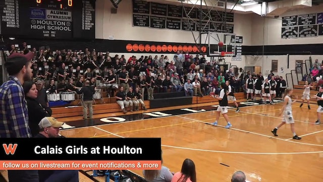 Calais Girls at Houlton