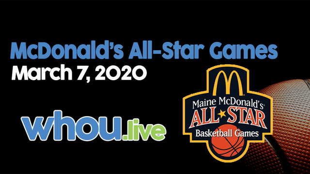 Maine McDonald's All-Star Games 2020