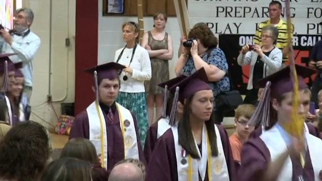 Caribou Graduation 2013