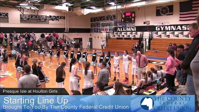 Presque Isle v Houlton Girls 12-9-14