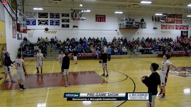 Easton Boys at Fort Fairfield - 12/9/...