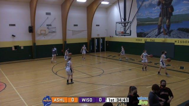 Ashland at Wisdom Girls Basketball 2-...
