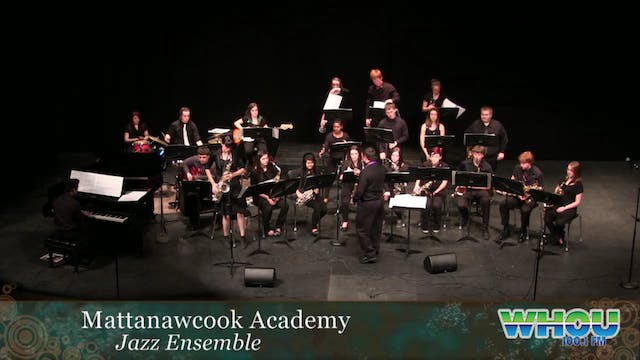 Mattanawcook Academy Jazz Ensemble