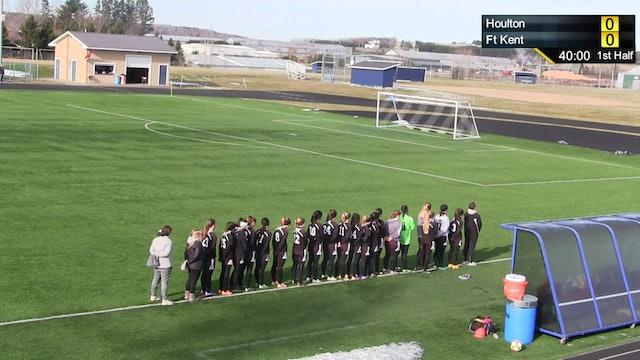 Ft Kent vs Houlton Girls Class C Semi-Final 2018