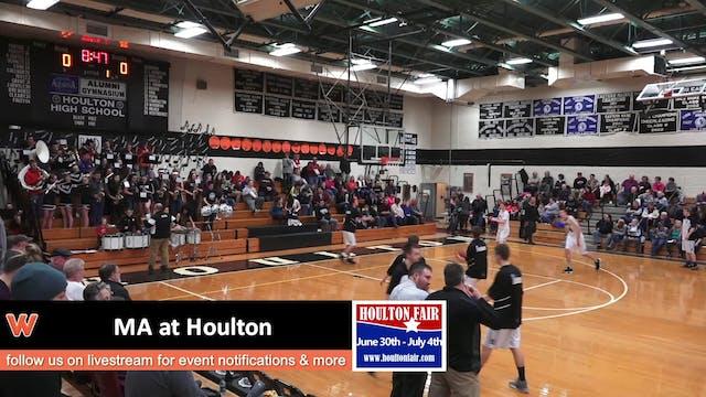MA Boys at Houlton 2-2-18