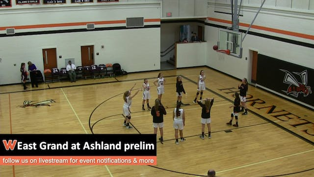 East Grand Girls at Ashland 2-14-17 P...