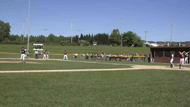 Orono at Houlton Baseball Semi-Final 2017