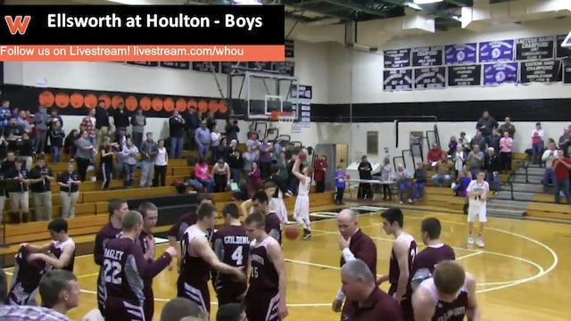 Ellsworth at Houlton - Boys