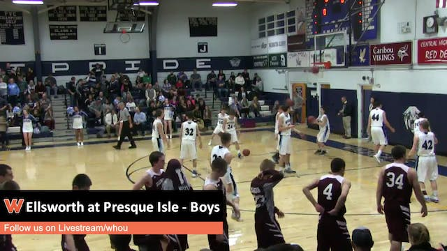 Ellsworth at Presque Isle - Boys 12/3...