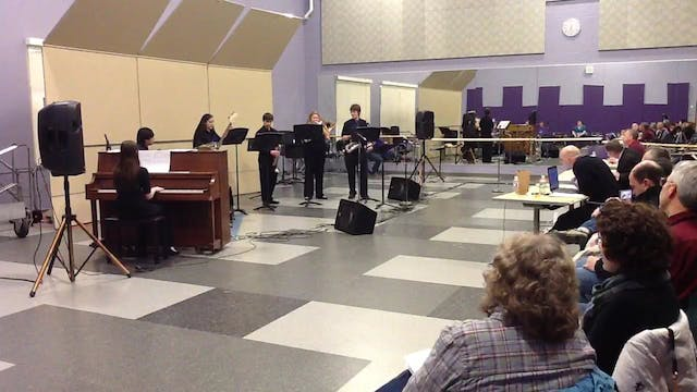 Westbrook HS Jazz Combo 2 - Maine Ins...