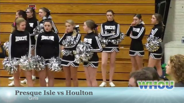 Presque Isle v Houlton Girls 12-31-2013