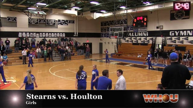 Stearns v Houlton Girls 2-1-2014